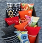 Preview: Türstopper ZEBRA Fleece Animalprint - mit Kordelstopper - bunt-mixx-DESIGN